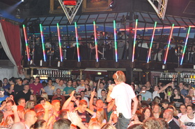 U18-Party mit Micky Krause im Discoplex A65, April 2012
