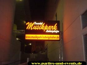 Musikpark Ludwigshafen - Partyshots