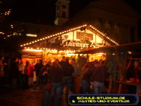 Karlsruhe Weihnachtsmarkt.Weihnachtsmarkt In Karlsruhe