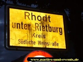 weinfest rhodt unter rietburg 2007 weinfeste der pfalz fr hjahr sommer 2007. Black Bedroom Furniture Sets. Home Design Ideas